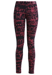 Desigual Alesig Leggings Negro Black