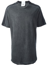 Lost And Found Rooms Oversized T Shirt Grey
