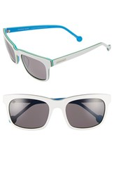 Women's Jonathan Adler 'Acapulco' 57Mm Retro Sunglasses