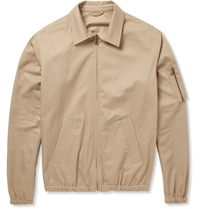 A.P.C. Cotton Twill Lightweight Bomber Jacket Mr Porter