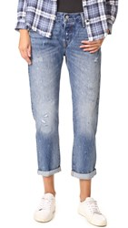 Levi's 501 Ct Jeans Darn And Dusted