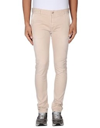 Messagerie Denim Pants Beige