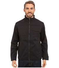 Prana Zion Jacket Black Men's Coat