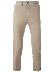 Re Hash Slim Fit Chinos Nude Neutrals
