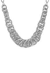 S.Oliver Necklace Rhodium Silver