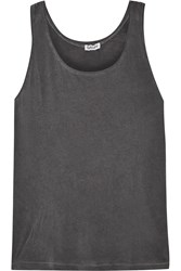 Splendid Vintage Whisper Supima Cotton Tank Gray