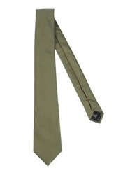 Ties Military Green