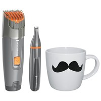 Remington Mb4011 Gentlemens Toolkit Hair Grooming Gift Set