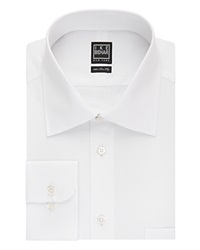 Ike Behar Crosby Solid With Pocket Classic Fit Dress Shirt