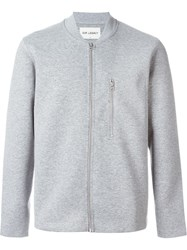 Our Legacy Front Zip Sweater Grey