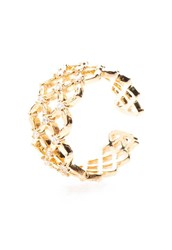 Maiocci Collection Gold Braid Ring