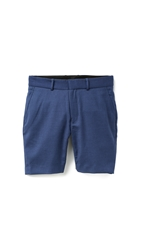 Opening Ceremony Weir Suiting Reflex Shorts Eclipse Blue