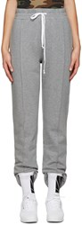 Gosha Rubchinskiy Grey Lounge Pants