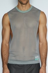C In2 Scrimmage Lift Tank Green