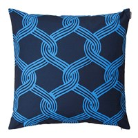 Marimekko Sulhasmies Cushion Cover Blue