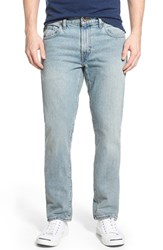 Men's Rvca 'Daggers' Slim Fit Jeans Vintage Bleach Online Only