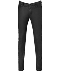 The Kooples Coated Straight Leg Jeans