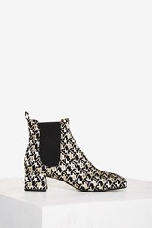 Jeffrey Campbell Bellaire Tapestry Bootie Multi