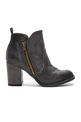 Rebels Eva Booties Charcoal