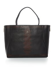 Nica Heidi Black Tote Bag Black