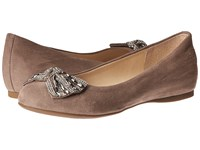Jessica Simpson Movey Warm Taupe Microsuede Women's Shoes
