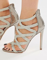 New Look Strappy Sandal Gold