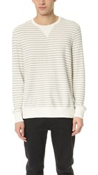 Sol Angeles Stripe Pullover Natural