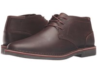 Kenneth Cole Reaction Desert Sun Dark Brown Men's Lace Up Boots