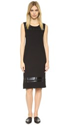Public School Nevin Dress Black