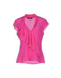 Guess By Marciano Shirts Blouses Women Fuchsia