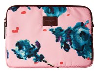 Marc Jacobs Byot Brocade Floral Tech 13 Computer Case Pink Multi Computer Bags