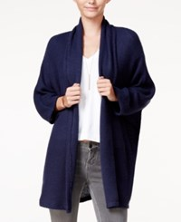 Chelsea Sky Dolman Sleeve Open Front Cardigan Only At Macy's Navy