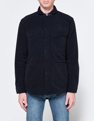 The Hill Side Astro Cargo Shirt Navy