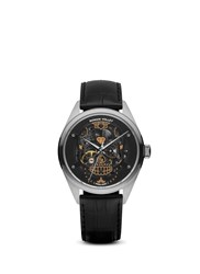Romain Vollet Motor Skull 151 Darkside Skeleton Watch Black