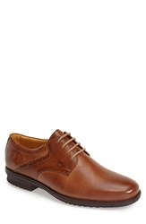 Men's Sandro Moscoloni 'London' Plain Toe Derby Tan