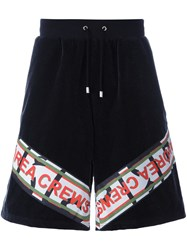 Andrea Crews 'Bemy' Shorts Black