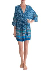 In Bloom By Jonquil Women's Print Jersey Robe