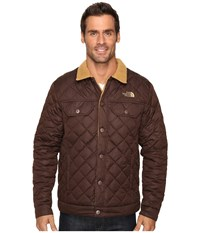 The North Face Sherpa Thermoball Jacket Coffee Bean Brown Men's Coat