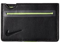 Nike Slim Line Card Case Black Wallet