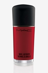 Nasty Gal M A C Flaming Rose Studio Nail Lacquer
