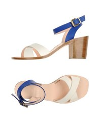 Tiffi Footwear Sandals Women Blue