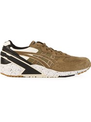 Asics X Monkey Time 'Gel Sight' Low Top Sneakers Brown