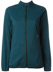 Nike Perforated Jacket Green