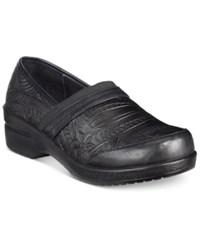 Easy Street Shoes Origin Clogs Women's Black Tool