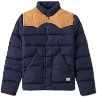 Penfield Pelam Down Jacket Blue