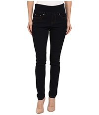 Jag Jeans Petite Nora Pull On Skinny In After Midnight After Midnight Women's Jeans Black