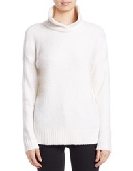 French Connection Turtleneck Sweater Winter White