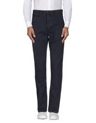 Hope Trousers Casual Trousers Men Dark Blue