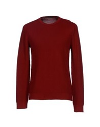 Bellwood Sweaters Brick Red