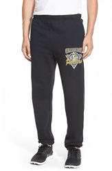 Mitchell Ness 'Green Bay Packers' Fleece Sweatpants Black